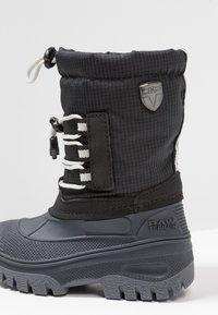 CMP - AHTO - Zimní obuv - antracite - 2