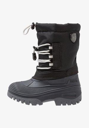 AHTO - Zimní obuv - antracite