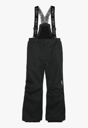 KID SALOPETTE - Pantalon de ski - nero
