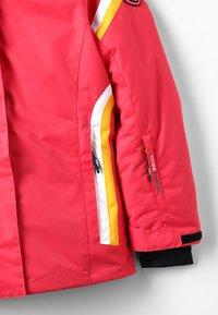 CMP - GIRL JACKET - Snowboardová bunda - coral - 5