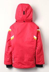 CMP - GIRL JACKET - Snowboardová bunda - coral - 1