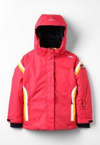 CMP - GIRL JACKET - Snowboardová bunda - coral - 0