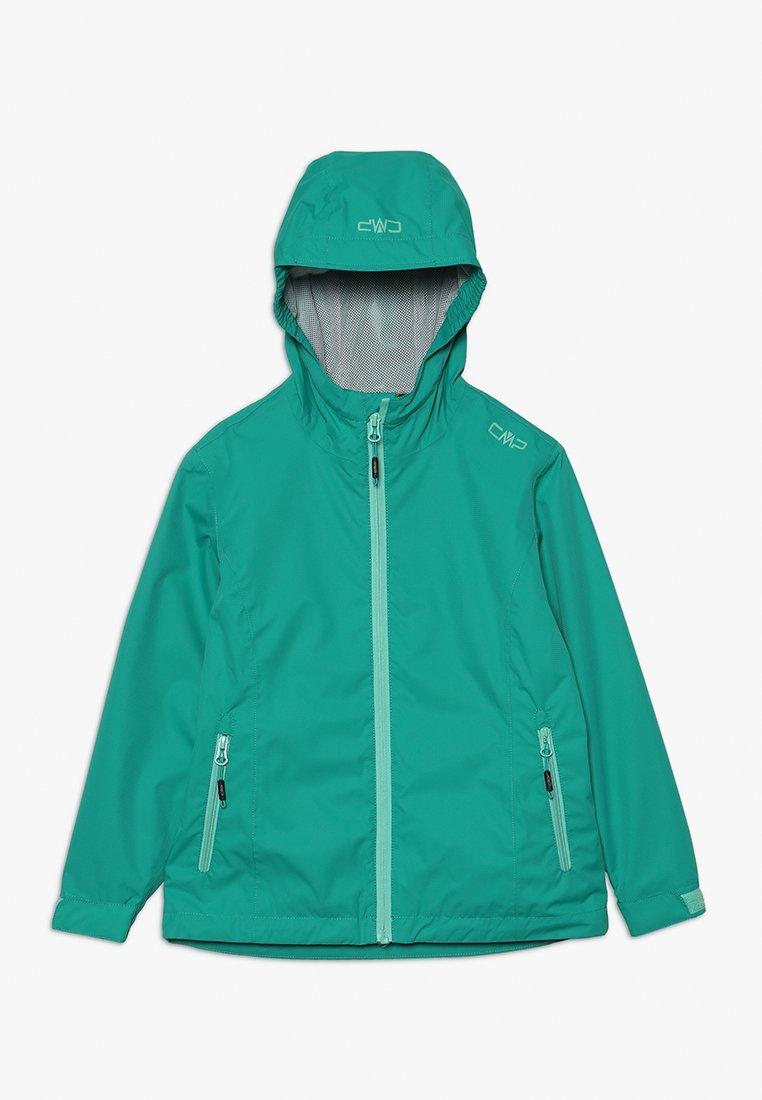 CMP - GIRL JACKET FIX HOOD - Outdoorjas - mint