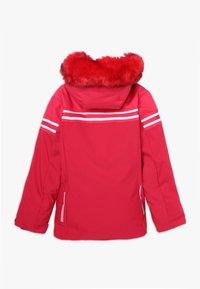CMP - GIRL JACKET SNAPS HOOD - Ski jacket - granita - 2