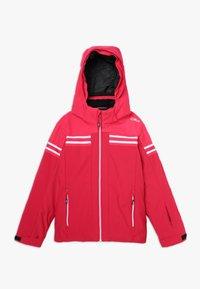 CMP - GIRL JACKET SNAPS HOOD - Ski jacket - granita - 1