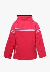CMP - GIRL JACKET SNAPS HOOD - Ski jacket - granita - 3
