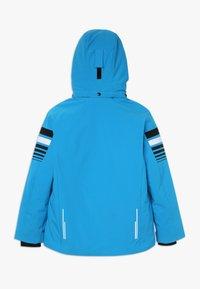 CMP - BOY JACKET SNAPS HOOD - Ski jacket - river - 1