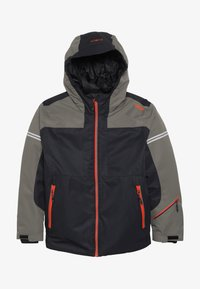 CMP - BOY JACKET FIX HOOD - Laskettelutakki - antracite - 2