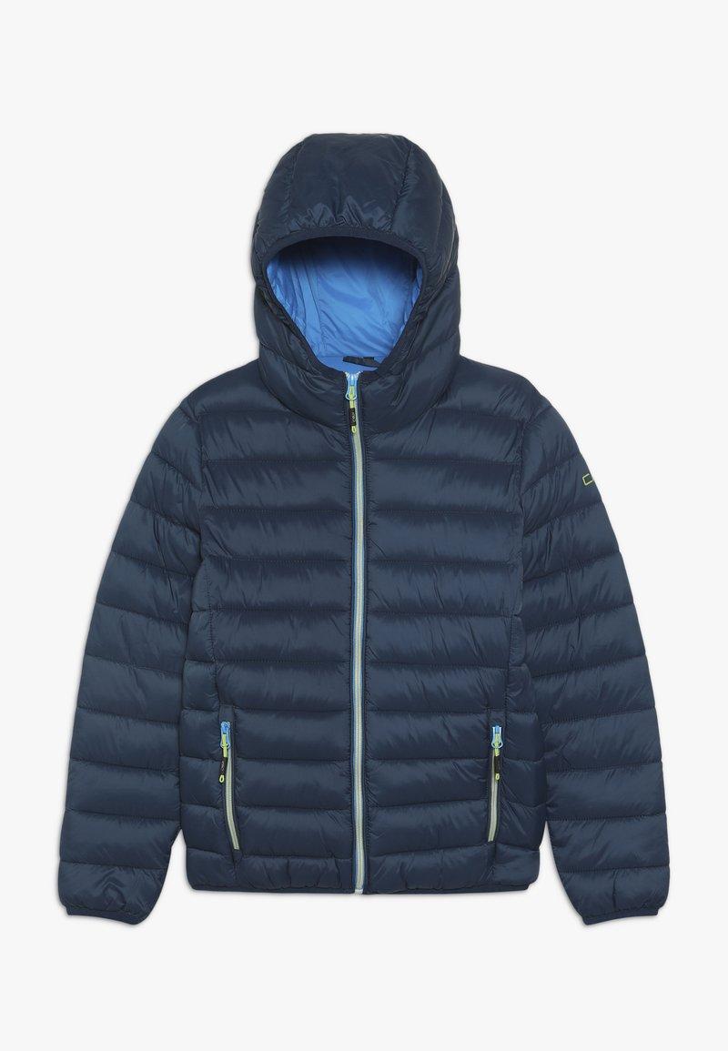 CMP - BOY JACKET FIX HOOD - Winter jacket - inchiostro