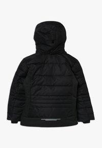 CMP - GIRL JACKET SNAPS HOOD - Ski jacket - nero - 1