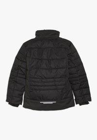 CMP - GIRL JACKET SNAPS HOOD - Ski jacket - nero - 2
