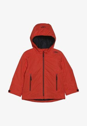 GIRL JACKET FIX HOOD - Winter jacket - bitter