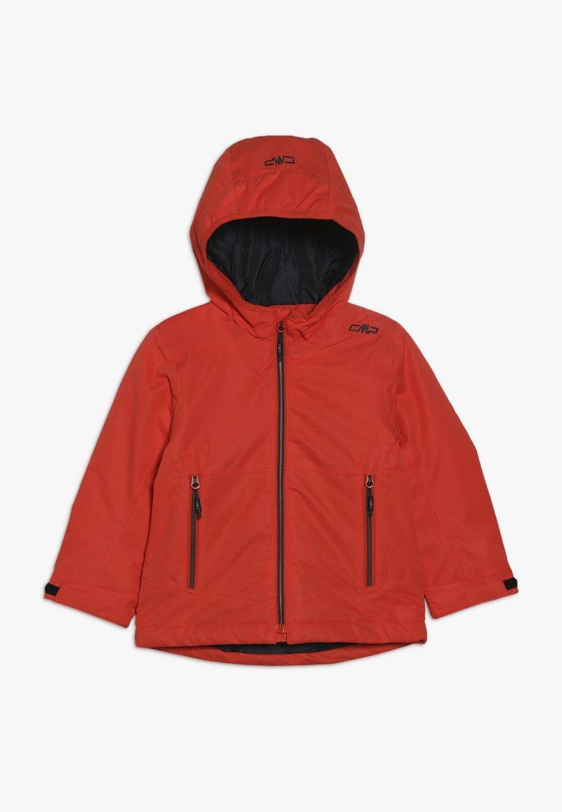 CMP - GIRL JACKET FIX HOOD - Winter jacket - bitter
