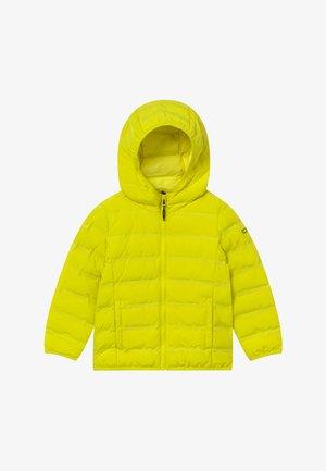 BOY  FIX HOOD - Outdoorová bunda - lemonade