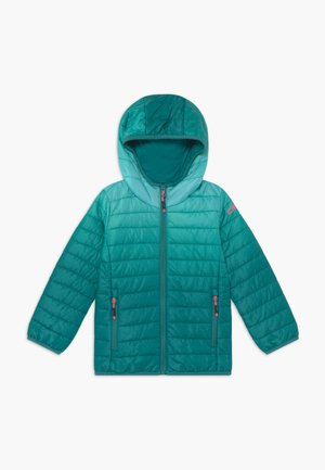 GIRL JACKET FIX HOOD - Talvitakki - lake
