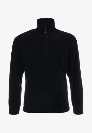 Fleece trui - nero