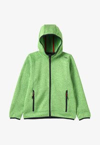CMP - BOY JACKET FIX HOOD - Fleecejas - edera-bamboo - 3