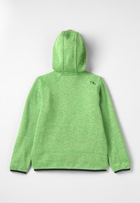 CMP - BOY JACKET FIX HOOD - Fleecejas - edera-bamboo