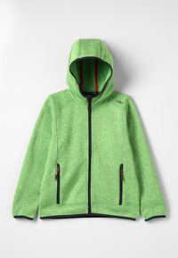 CMP - BOY JACKET FIX HOOD - Fleecejas - edera-bamboo - 0
