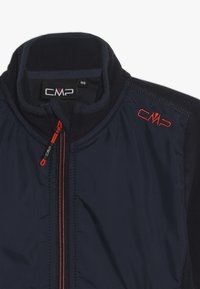 CMP - BOY JACKET - Fleece jacket - blue - 4