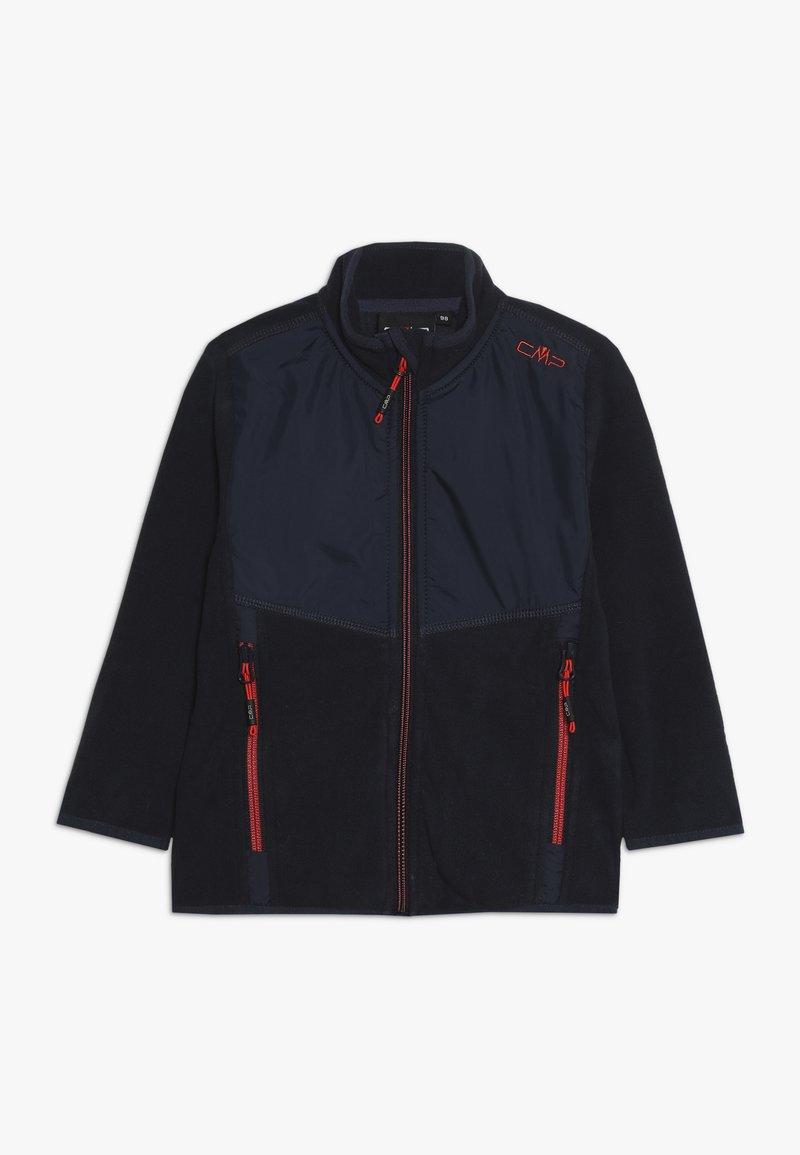 CMP - BOY JACKET - Fleece jacket - blue