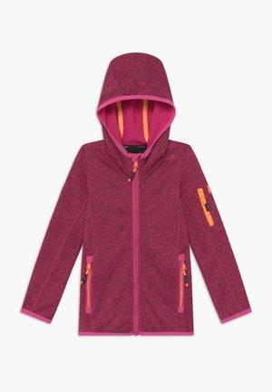 GIRL JACKET FIX HOOD - Zip-up hoodie - pink