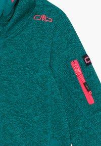 CMP - GIRL JACKET FIX HOOD - veste en sweat zippée - lake ceramic - 3