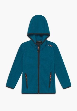 BOY JACKET FIX HOOD - Fleecová bunda - ottanio