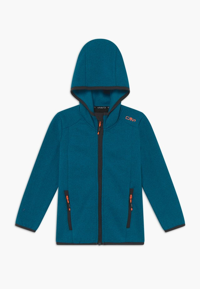 BOY JACKET FIX HOOD - Fleecejakker - ottanio