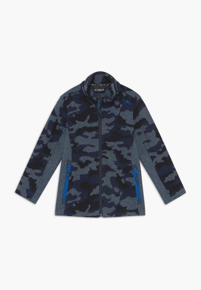 BOY - Fleecová bunda - dark blue