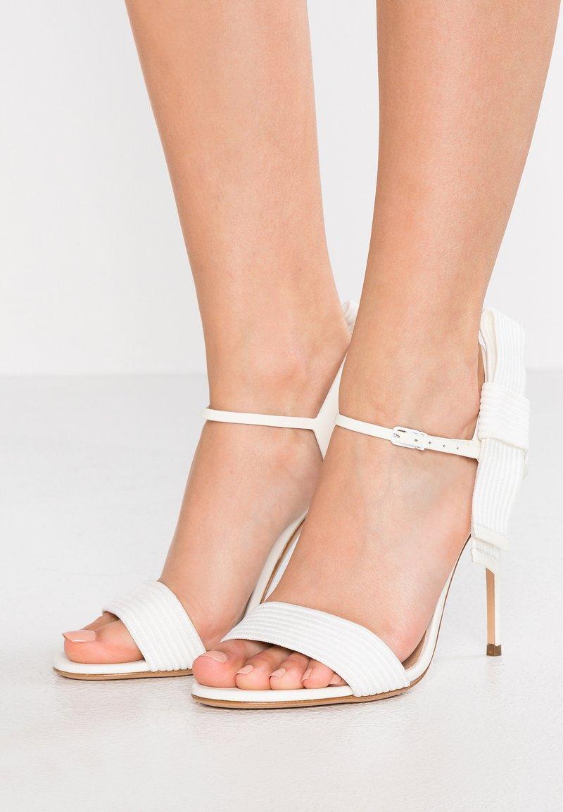 Casadei - AIKO FLORENCE - High Heel Sandalette - bianco