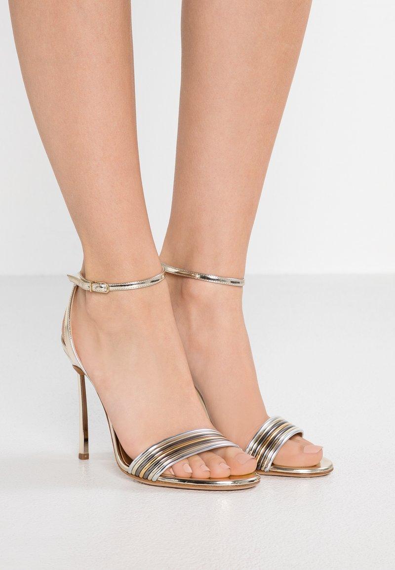 Casadei - High heeled sandals - palladio