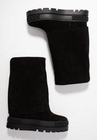 Casadei - Kotníková obuv na vysokém podpatku - renna nero - 3