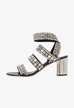 Sandaler - babilonia/minorca nero