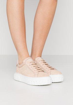HANOI - Sneakers laag - rosa