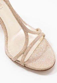 Casadei - Sandály na vysokém podpatku - city light platino - 2