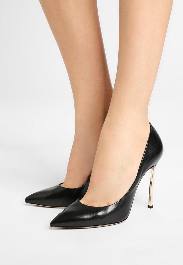 DUSE - High heels - nero