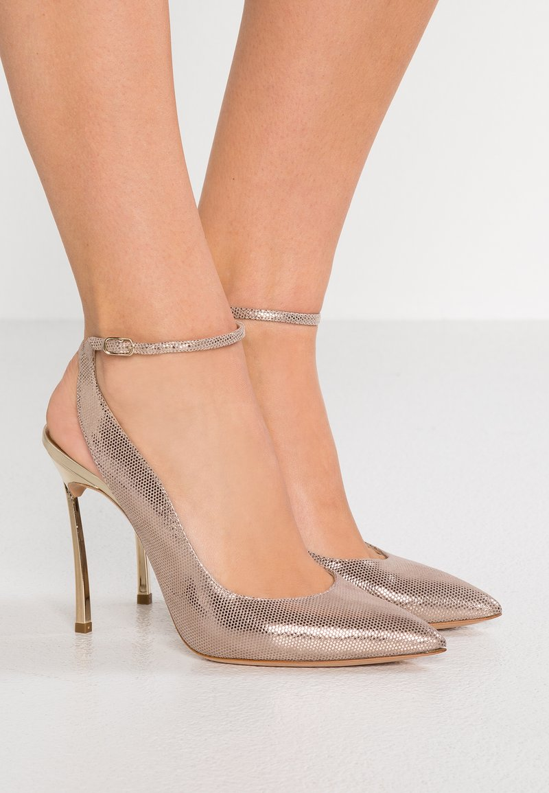 Casadei - SPACELAB BARBARELLA - High Heel Pumps - palladio