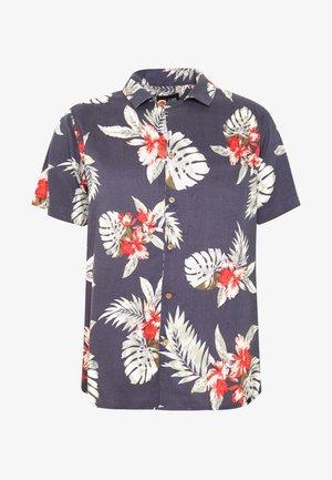 LEADS SHIRT PRINT - Overhemd - antra