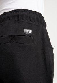 Cars Jeans - LAX - Tracksuit bottoms - black - 3