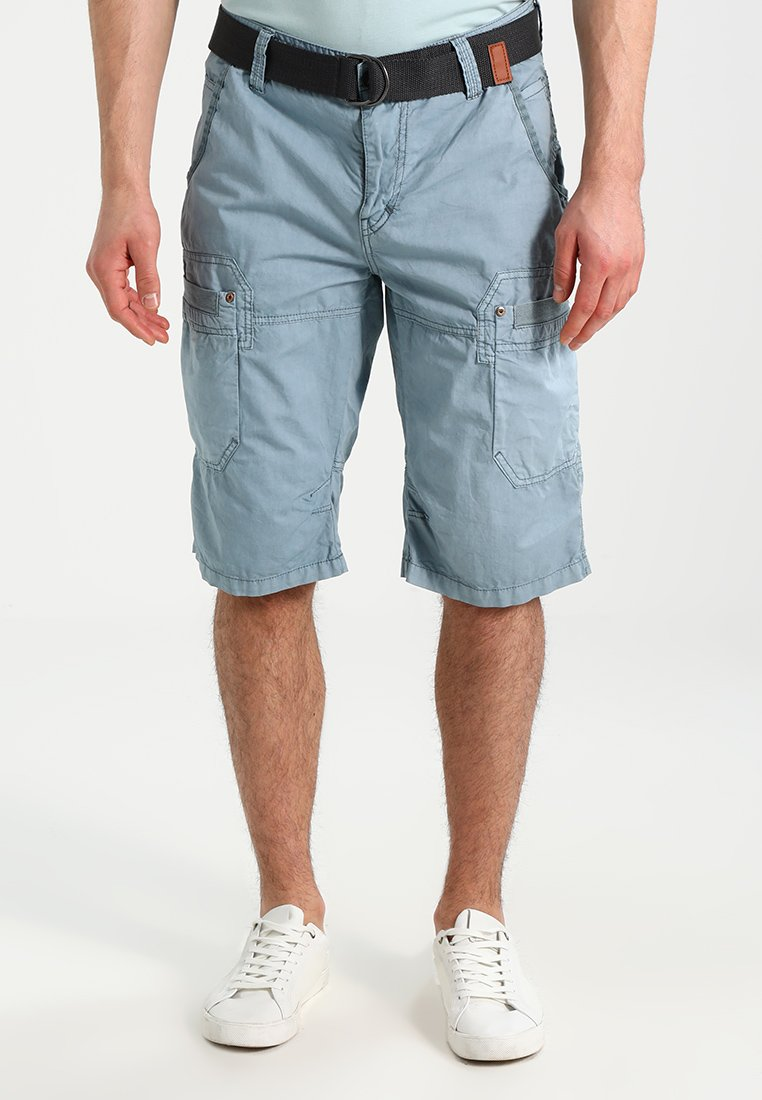 Cars Jeans - HANDLE - Shorts - stone grey