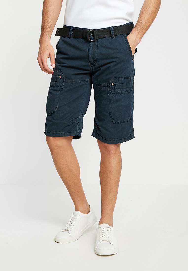 Cars Jeans - HANDLE - Shorts - navy