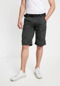 Cars Jeans - HANDLE - Shorts - anthracite - 0