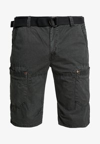 Cars Jeans - HANDLE - Shorts - anthracite - 4
