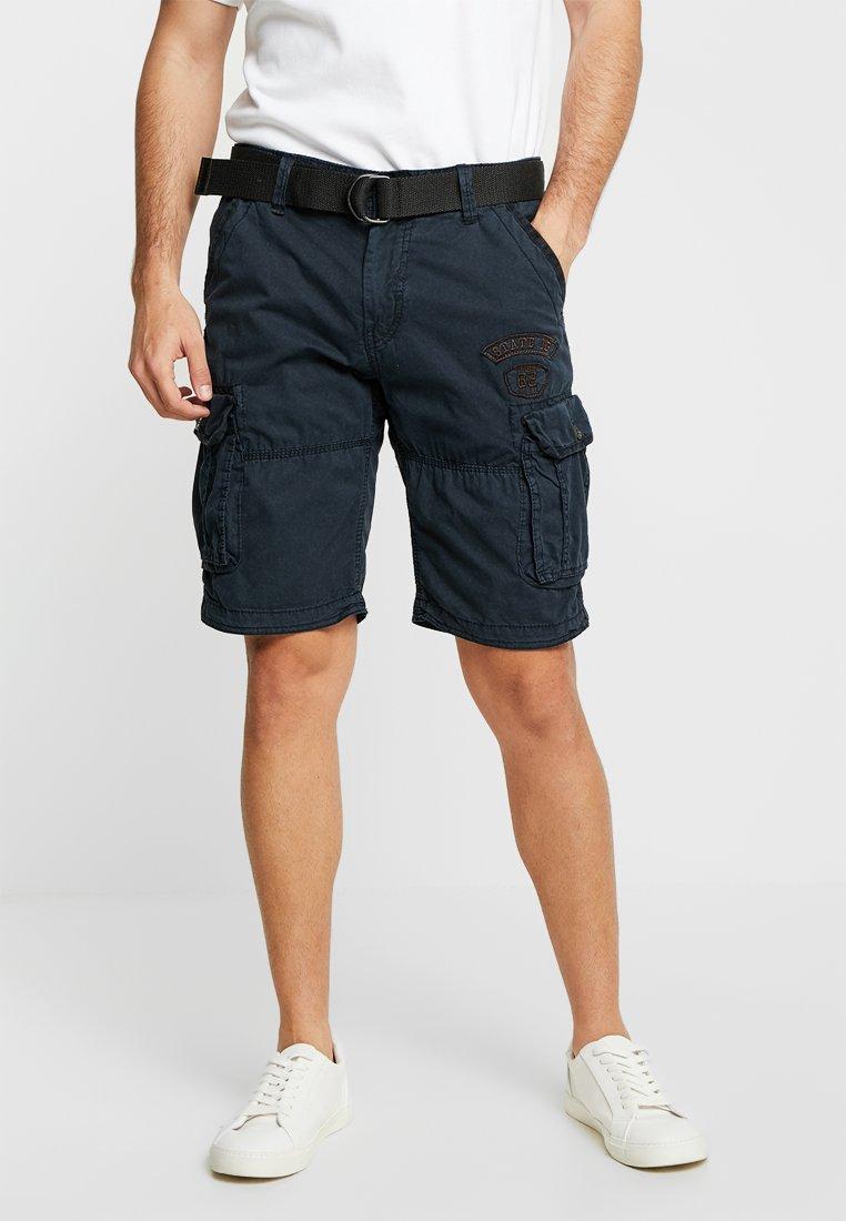 Cars Jeans - GRASCIO  - Shorts - navy