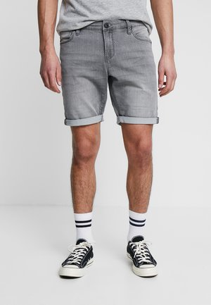 TUCKY - Jeansshort - grey used