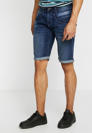 SION - Jeans Shorts - dark used