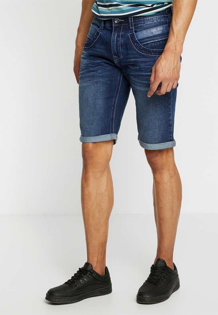 Cars Jeans - SION - Jeans Shorts - dark used