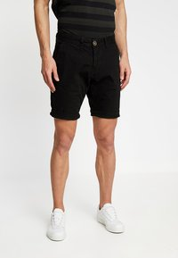 Cars Jeans - TINO - Shorts - black - 0
