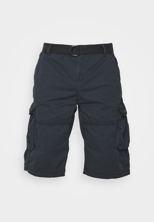 DURRAS PLUS - Cargo trousers - navy